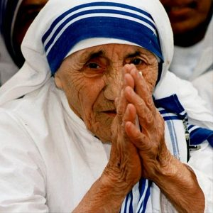 Mother Teresa Flickr via Peter López