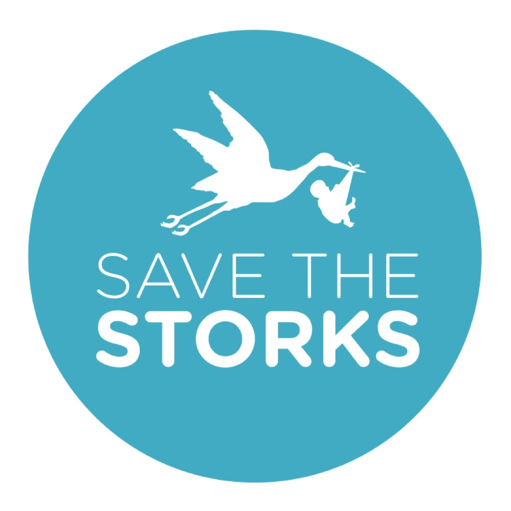 Save The Storks Logo