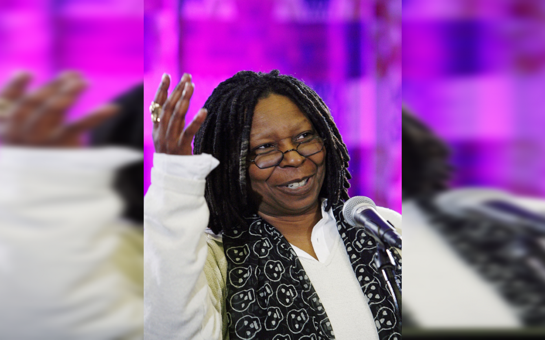 Whoopi's Disrespect of Christ's Birth