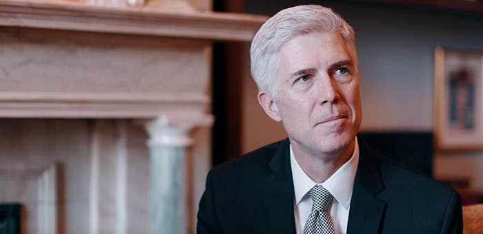 Four Reasons Gorsuch Is a Great Pro-Life Judge