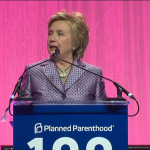 Hillary Clinton Supports Abortion Because of Her Faith and Morals?