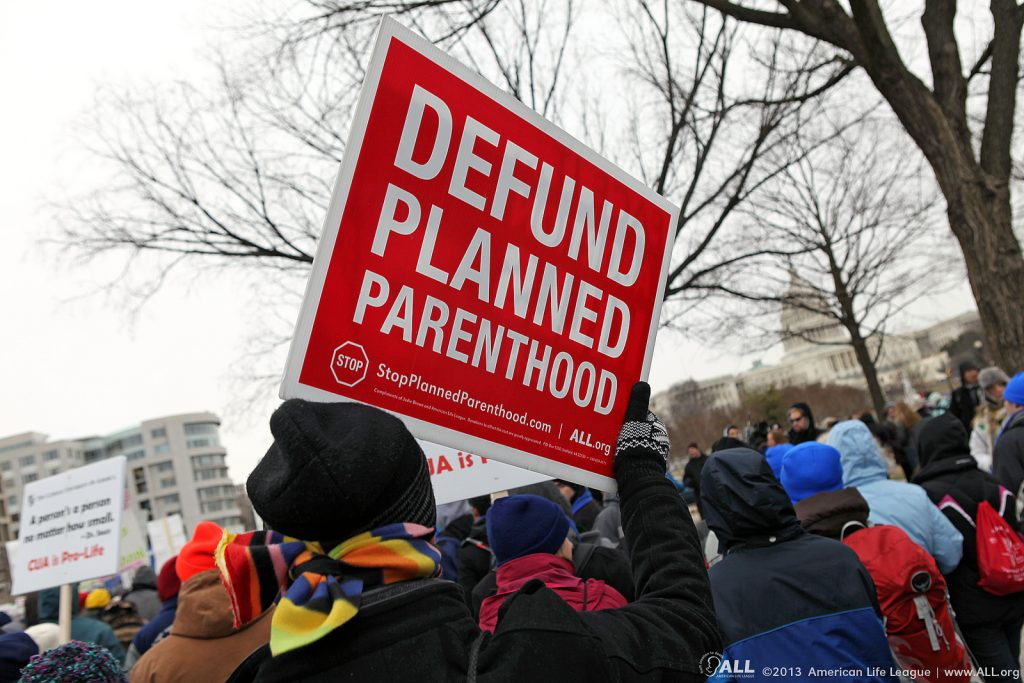 5 Reasons Why Defunding Planned Parenthood Is Crucial
