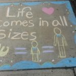 Pro-Life Group Wins Chalking Controversy on Campus!