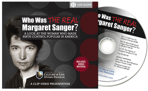 Who was the real Margaret Sanger